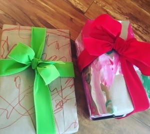 giftwrap crafts